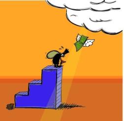 steps to retiring rich