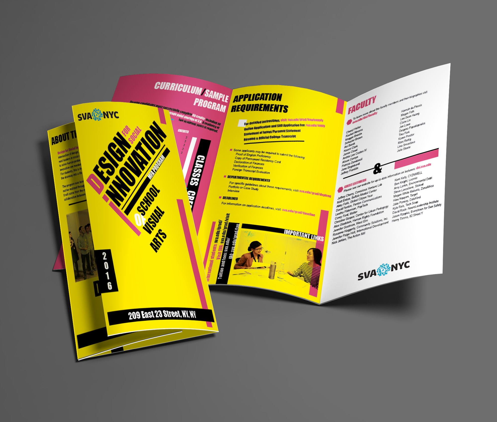 SVA Brochure – SJE Designs